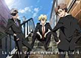 Animation - La Storia Della Arcana Famiglia Vol.4 (DVD+CD) [Japan LTD DVD] WFBT-4