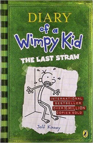 Diary Of A Wimpy Kid The Last Straw Jeff Kinney 9780141336350 Amazon Com Books