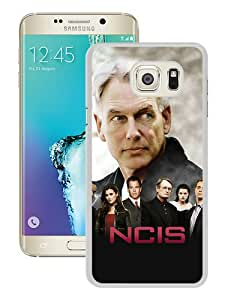 Unique Samsung Galaxy S6 Edge+ Skin Case ,Fashionable And Durable Designed Phone Case With Ncis White Samsung Galaxy S6 Edge Plus Screen Cover Case