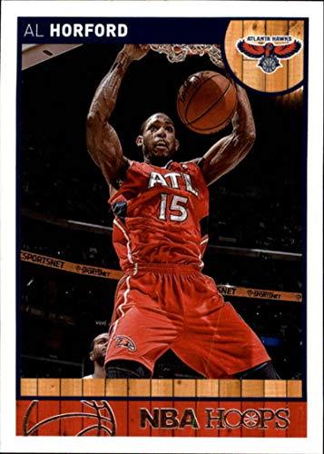 2013-14 NBA Hoops #1 Al Horford Atlanta Hawks Official Basketball Card made by Panini ()
