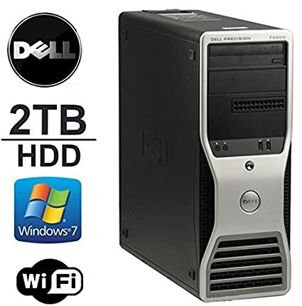 Dell Precision WorkStation T3500 Bluetooth Wireless Keyboard and Mouse Windows 7 64-BIT