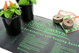Kush Gardens Premium Waterproof Heating Mat for Cloning / Germination / Seedlings / Hydroponics