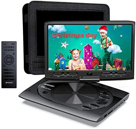 "MYDASH Portable DVD Player 12.5"" for Car"