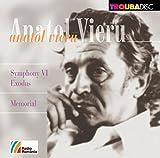 Anatol Vieru: Symphony No. 6, Op. 112 - Memorial, Op. 118
