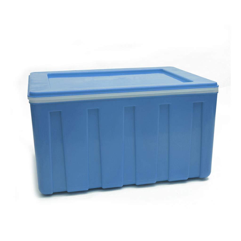 MLXBWH Isolierungskasten, Kühlbox des Haushalts Im Freien Blaue Brotdose