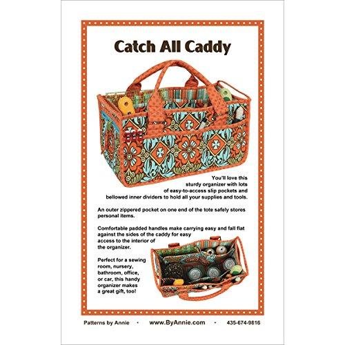 (Annie PBA-225 Catch All Caddy Pattern / Instructions)