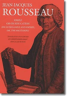 amazon com essay on the origin of languages and writings related  emile or on education includes emile and sophie or the solitaries