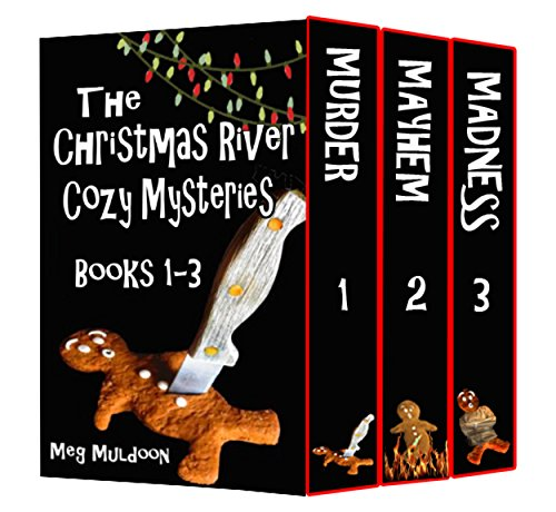 The Christmas River Cozy Mysteries Box Set: Books 1-3