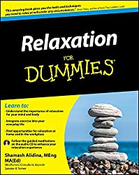 Relaxation For Dummies (Book + CD)