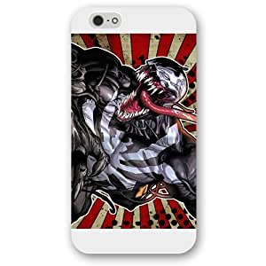 """UniqueBox Customized Marvel Series Case For Ipod Touch 5 Cover+ Plus"""", Marvel Comic Hero Spider Man Logo Case For Ipod Touch 5 Cover"""