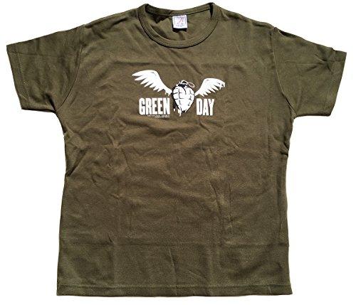 Flying Grenade T-Shirt Skinny