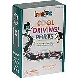 Brackitz: Driver Expansion Set - Imagination Set and Vehicle Building STEM Toy