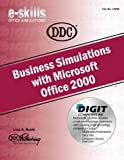 Business Simulations with Microsoft Office 2000, DDC Publishing Staff, 1562438611