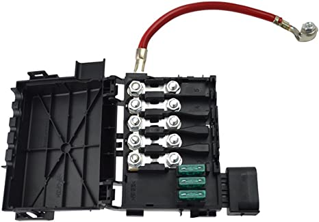 [SCHEMATICS_48IS]  Amazon.com: runmade Fuse Box Battery Terminal Compatible with VW 1999 2000  2001 2002 2003 2004 Jetta Golf MK4: Automotive | 2000 Vw Jetta Fuse Box |  | Amazon.com