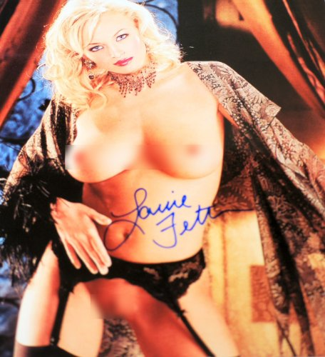 Laurie Fetter - Palyboy Playmate 2003 - In Person Nude 8x10 Photo - Rare - Collectible - CSI Series (Series Ppi)