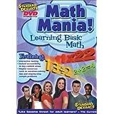 The Standard Deviants: Math Mania! Learning Basic Math