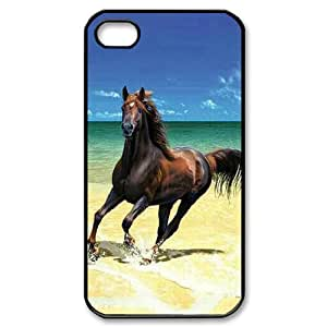 Horse ZLB534656 DIY Phone Case for Iphone 4,4S, Iphone 4,4S Case