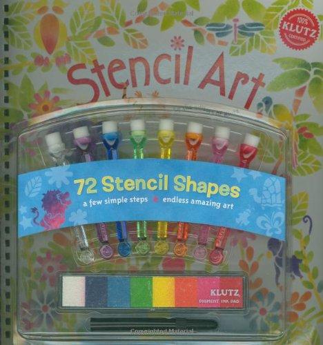 Stencil Art (Klutz S.) ebook
