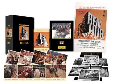 Ben Hur - Limited Edition Collectors DVD Box Set [Import]