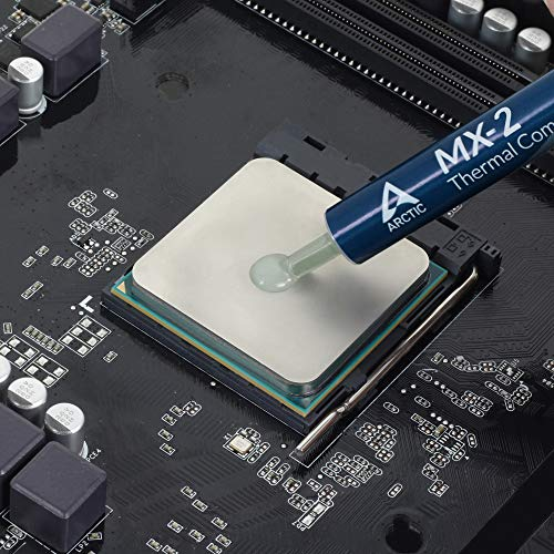ARCTIC MX-2 (30 Grams) - Thermal Compound Paste, Carbon Based High Performance, Heatsink Paste, Thermal Compound CPU for All Coolers, Thermal Interface Material