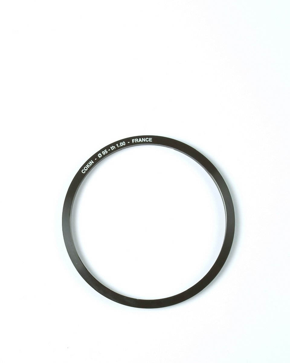 Cokin 95mm Adaptor Ring with 1.00 Thread Pitch for L (Z) Series Filter Holder by Cokin