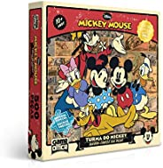 Quebra Cabeça 500 Peças a Turma do Mickey Toyster Brinquedos