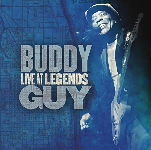 Live At Legends (Guy Cd Buddy)