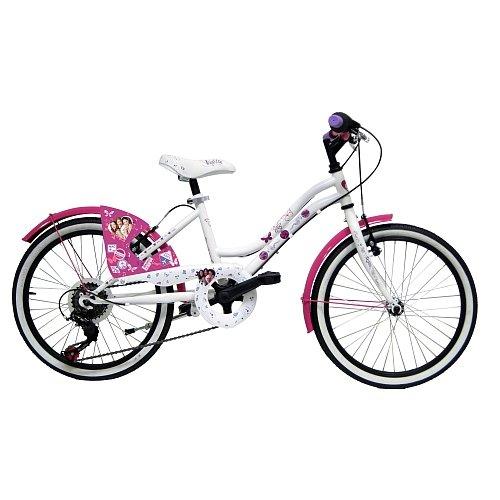 20«oficial Disney Violetta Bicicleta