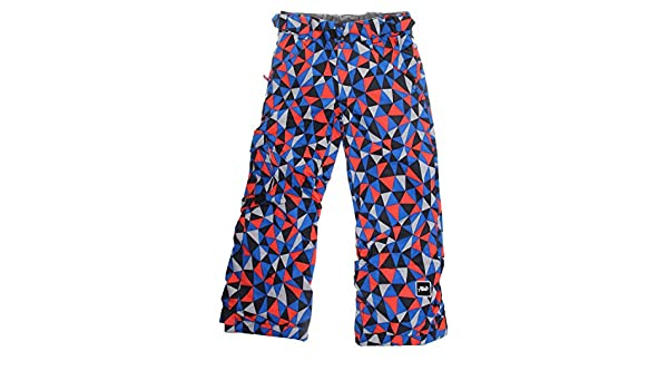 832a059d52e5 Amazon.com  Ride Charger Snowboard Pants Geo Print Youth  Clothing