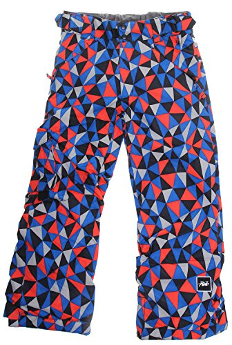 Ride Kids Snowboard Boots (Ride Charger Snowboard Pants Geo Print Youth Sz L)