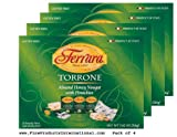Ferrara Pistachio Torrone, 7.62-Ounce Boxes (Pack of 4)