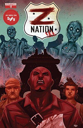 Z Nation (2017) #2 VF/NM SyFy Dynamite