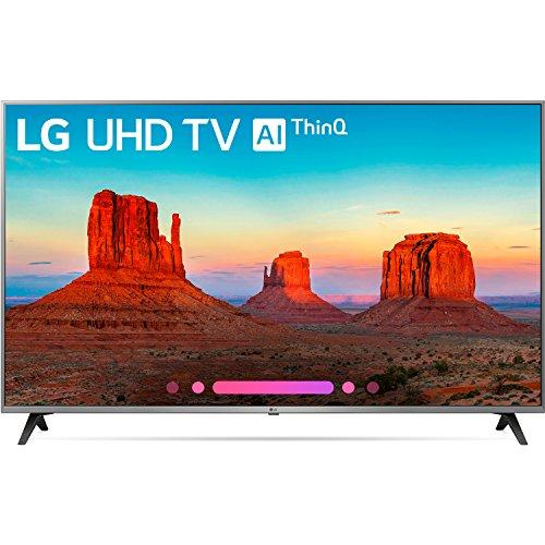 LG 55UK7700PUD 55-Inch 4K Ultra HD Smart LED TV (2018 Model)
