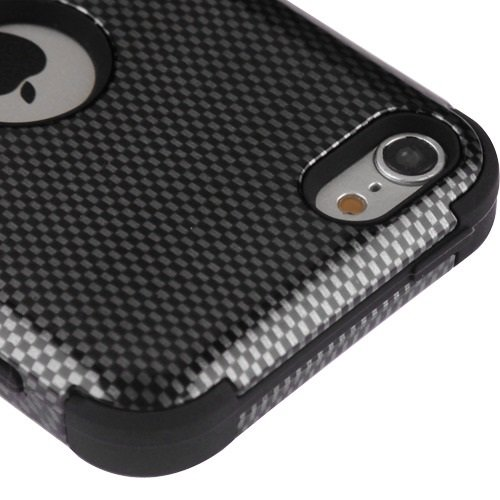 ipod 5 carbon fiber case - 1