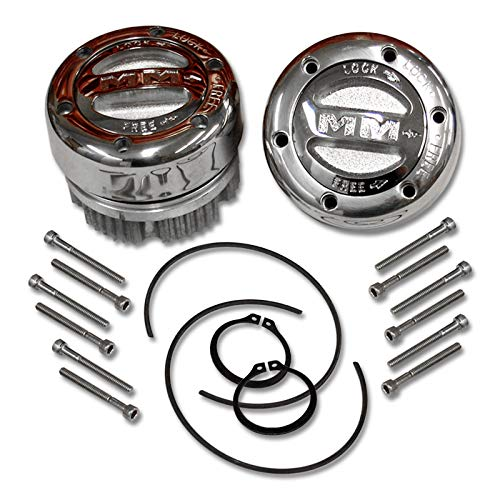 86 Set Conversion (Mile Marker 104 Premium Manual Hub Set)