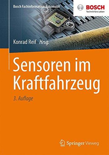 Sensoren im Kraftfahrzeug (Bosch Fachinformation Automobil)