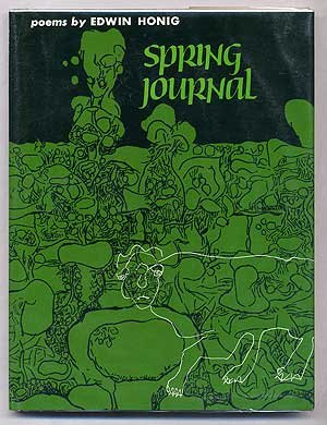 Spring Journal, Honig, Edwin