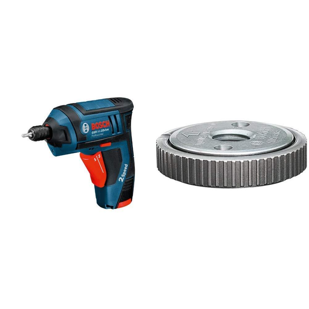 Bosch Professional Atornillador a batería (2 baterías ...