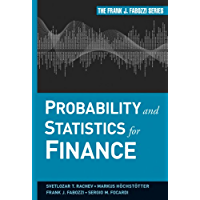 Probability and Statistics for Finance (Frank J. Fabozzi Series Book 176)