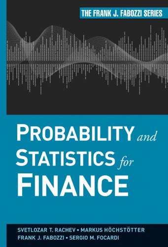 Read Online Probability and Statistics for Finance ebook
