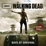 The Walking Dead 2014 Wall (calendar)