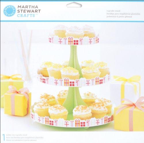 Martha Stewart Crafts Festive Cupcake