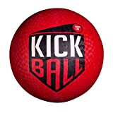 Toys : Franklin Sports Rubber Kickball - 10 Inch Diameter