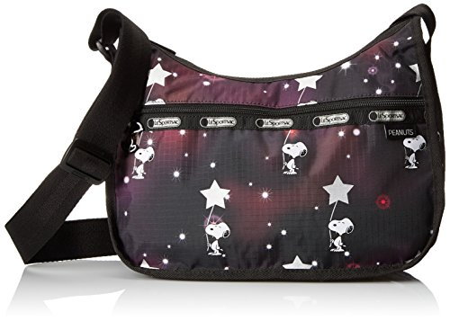 Snoopy Stars (LeSportsac Peanuts X Classic Hobo, Snoopy in the)