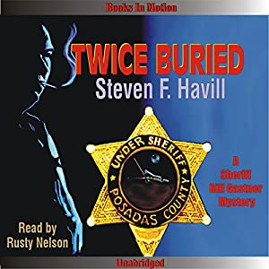 Twice Buried Audiobook
