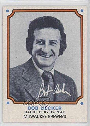 Bob Uecker (Baseball Card) 1975 Milwaukee Brewers