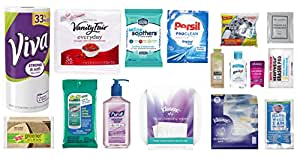 Household Essentials Sample Box (get a $14.99 credit for future purchase of select household products)