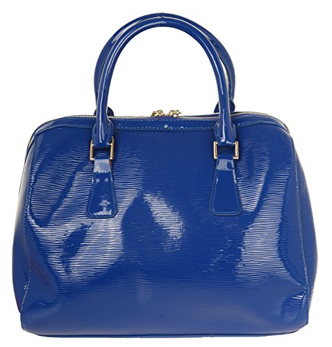 Ilan Fernandez, Borsa a mano donna blu blu