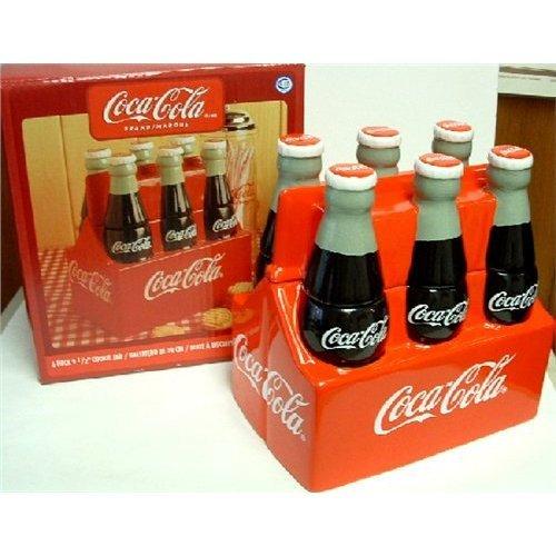 Cookie Jar Coke (Coca Cola Collectable Cookie Jar Six Pack)