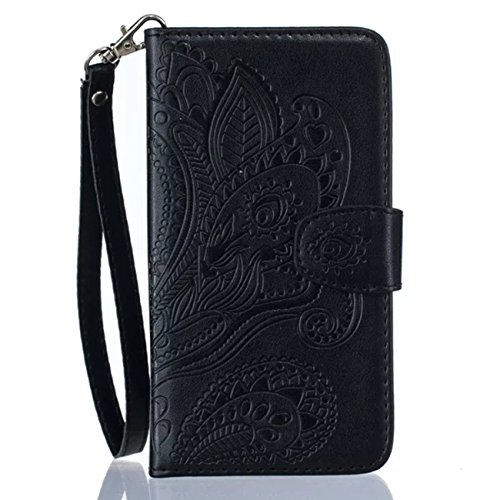 Iphone 7 Plus Wallet Case, PU Leather IPhone 7 Plus Shockproof Full Protective Cover with Card Holder (Stewie Costume For Babies)